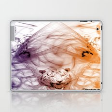 Tiger Family Laptop & iPad Skin