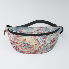 Between joy and happiness Fanny Pack