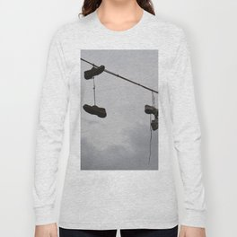 Shoes In The Air Long Sleeve T-shirt