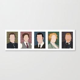 Murdoch Mysteries Canvas Print