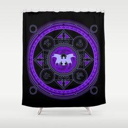 Valefor fayth Shower Curtain