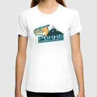 monster hunter T-shirts featuring Monster Hunter All Stars - Pokke Permafrosts  by Bleached ink