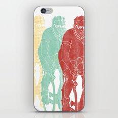GO 'ROUND AGAIN iPhone & iPod Skin