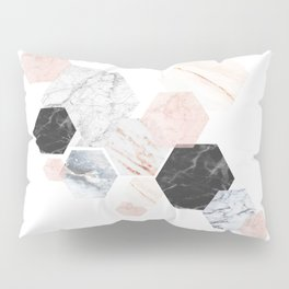 Lost in Marble Pillow Sham