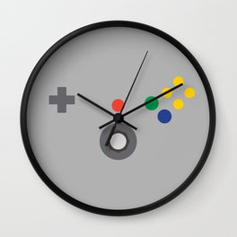 Sweaty Buttons 1996 Wall Clock
