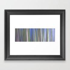 Songlines III Framed Art Print