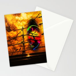 Under sail  Stationery Cards