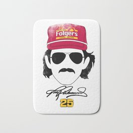 Vintage 1980's Tim Richmond Bath Mat