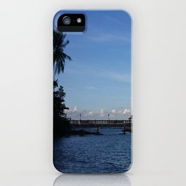 IT'S BLUE OUT THERE iPhone Case
