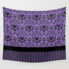 999 Happy Haunts - Servants Wall Tapestry