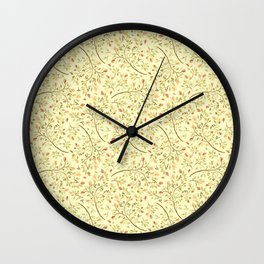 Sweet Garden 2 Wall Clock