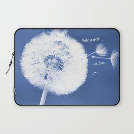 Make A Sundara Wish Laptop Sleeve