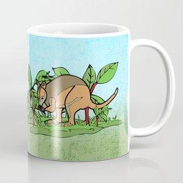 Wallaby feast Coffee Mug