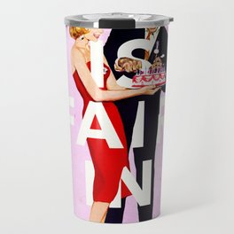 All Is Fair In Love Travel Mug