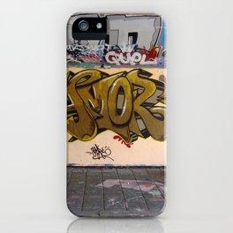 Grafiti iPhone Case