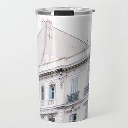 Marseille buildings and balconies | France | travel photography art print Travel Mug