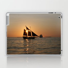 Sails and Sunsets Laptop & iPad Skin