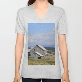 Vermont Barn Unisex V-Neck