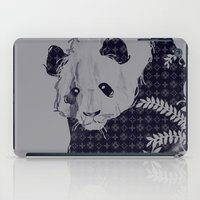 brand new iPad Cases featuring New Brand Panda by Tobe Fonseca