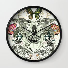 N E X V S Wall Clock