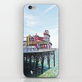 Seaside Excursion iPhone Skin