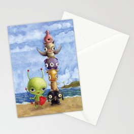 Glax Stationery Cards