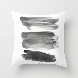 Abstract Minimalism Glam #3 #minimal #ink #decor #art #society6 Throw Pillow