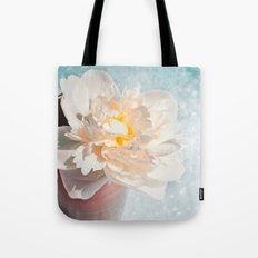 PEONY LADY Tote Bag