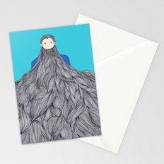 SuperBeard Stationery Cards