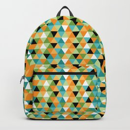 Scandy Triangles Backpack