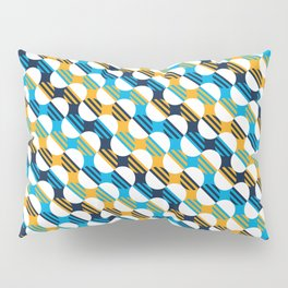 People's Flag of Milwaukee Mod Pattern Pillow Sham