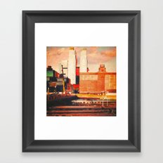 The High Line Framed Art Print