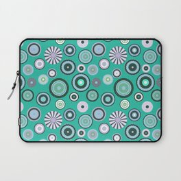 Winter circles Laptop Sleeve
