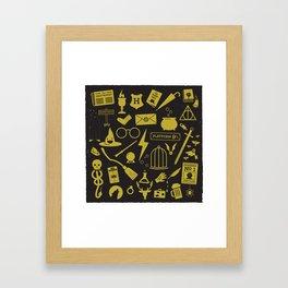 'Arry Pottah Framed Art Print