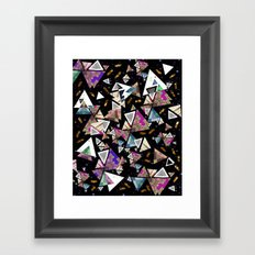 GALAXY ATAXIA Framed Art Print