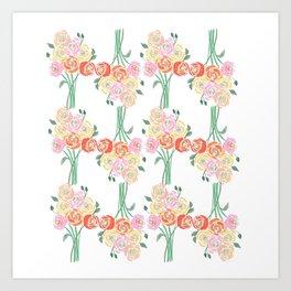 Spring is everywhere Art Print