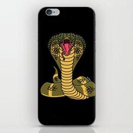 KING COBRA iPhone Skin