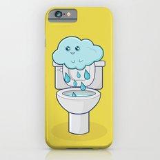 Bathroom Break iPhone 6s Slim Case