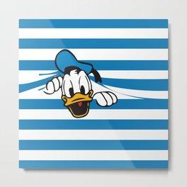 Donald Duck No. 12 Metal Print