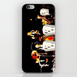 Cotton Club Crooners iPhone Skin