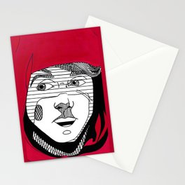 billy kaplan wiccan  Stationery Cards