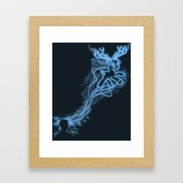 My Little Patrony Framed Art Print