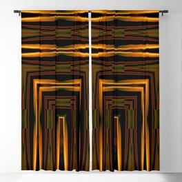 Stick Gate Door Blackout Curtain