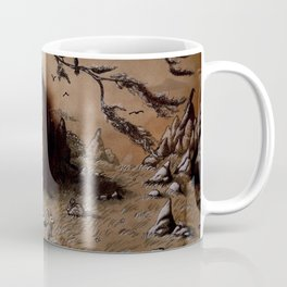 The Shaman of Old Coffee Mug