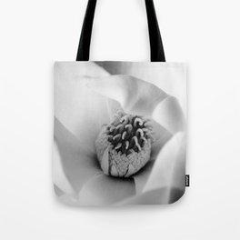 MAGNOLIA N1 BLACK & WHITE Tote Bag