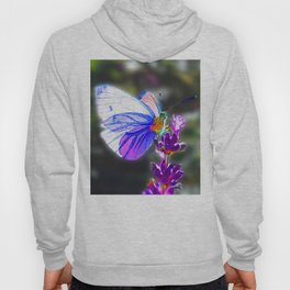 Butterfly on the Lavender Hoody