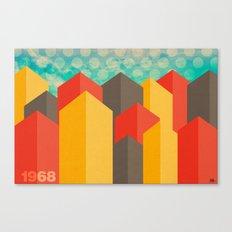 1968 Canvas Print