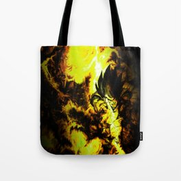 son goku deragon ball Tote Bag