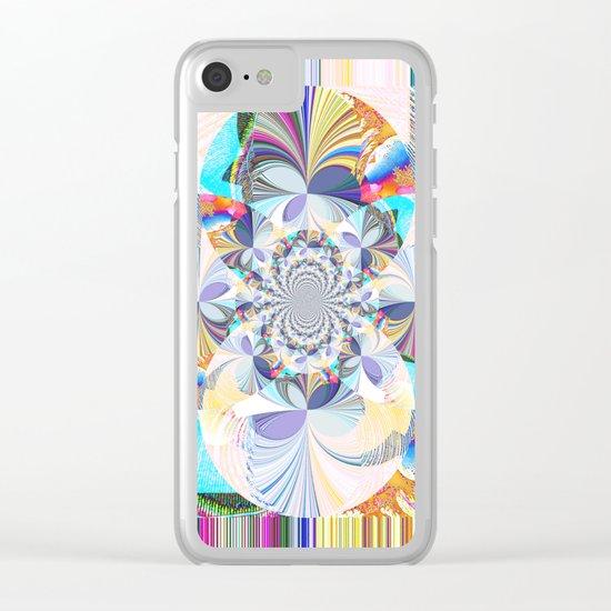 Beautiful Crash Clear iPhone Case
