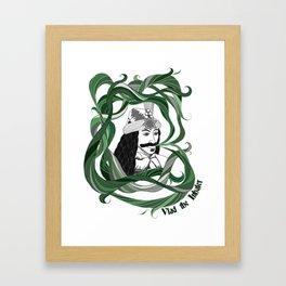 Vlad the Inhaler Framed Art Print